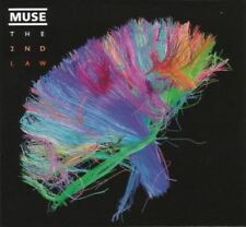 MUSE the 2nd law (CD, album, 2012) prog rock, art rock, very good condition