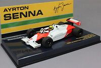 Minichamps McLaren Ford MP4/1C Ayrton Senna Silverstone Test 1983 540834307 1/43