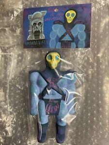 Super7 SDCC Amanda Visell Skeletor Resin Figure Masters Of The Universe MotU MiB
