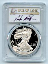 2015 W $1 Proof American Silver Eagle 1oz PCGS PR70DCAM Pedro Martinez
