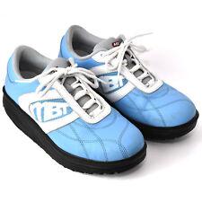 MBT Lifestyle 02 blue walking shoes US womens 9 mens 7
