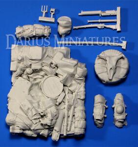 Darius Miniatures 1/35 LRDG Chevrolet Accessories