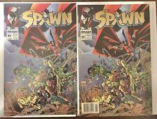 Image Comics Mcfarlane Spawn #11 Regular & Newsstand Editions