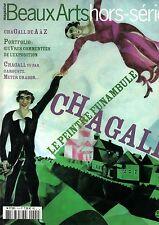 BEAUX ART HORS SERIE   CHAGALL DE A à Z   2003