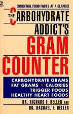 Carbohydrate Addicts Gram Counter, The   by Heller