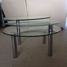 Glass Fixed Tables