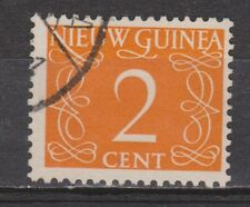 Indonesia Nederlands Nieuw Guinea 2 used 1950 NOW ALL STAMPS NEW GUINEA