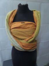 Girasol Woven Wrap Size 4 baby sling carrier newborn - pre-school