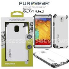 PureGear Samsung Galaxy Note 3 Dualtek Extreme Impact Case Cover White