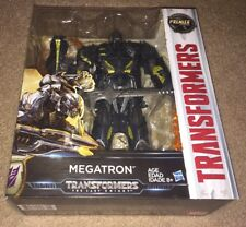 NEW Transformers The Last Knight Premier Edition Megatron