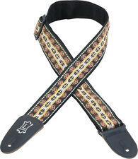 Levy's M8HT-19 60's Hootenanny Jacquard Weave Guitar Strap
