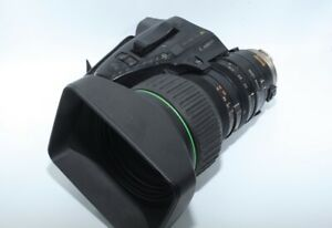 Canon YJ20x8.5B4 KRS SX12 2/3 Zoom Lens