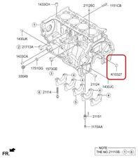 Engine Block Parts For Kia Rio For Sale Ebay