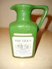 Green Squires Distilled London Dry Gin Ceramic Pitcher