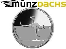 $1 Kangaroo in Outback privy f 15 1 oz fine Silver Australia 2013 Proof