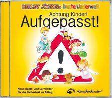 Achtung Kinder! Aufgepasst! - CD NEU