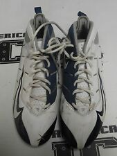 Donald Stickland Game Used Worn Football Cleats Nike Size 10.5 2010 Chargers #30