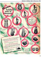 Rainbow Art Glass--decorating company catalog reprints