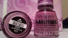 CHINA GLAZE TRANZITIONS SPLIT PERSONAILITY PINK NAIL LACQUER SHIPS TODAY