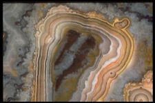 413094 Mexican Lace Agate A4 Photo Texture Print