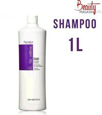 Fanola No Yellow Shampoo 1000ml Ideal For Grey Superlightened Or Decoloured Hair