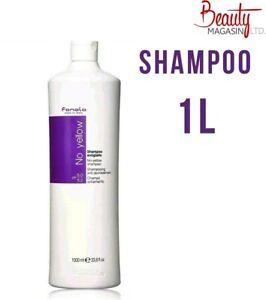 Fanola No Yellow Shampoo 1000ml **Fresh Stock**