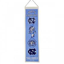 NCAA Football NORTH CAROLINA TARHEELS College Wimpel Pennant Banner Heritage