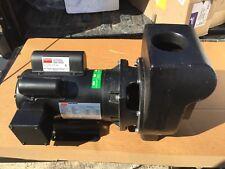 DAYTON Cast Iron Pool Pump - 2 HP 115 / 230 V - 3450 RPM - Part # 5PXC6