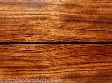 Figured African Bubinga Wood Knife Scales