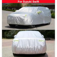 1PCS New Car Cover Waterproof Heat Sun Dust Cover For Suzuki Swift 2011-2021
