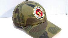 United States Marine Corps Camouflage cap baseball hat adjustable size T46