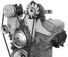 Alan Grove Big Block Chevy Street Rod A/C Air Compressor Alternator Brackets LWP