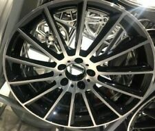 """19""""turbine audi Mercedes Benz c/e/s class c63 Alloy Wheels Wider Rear with tyres"""
