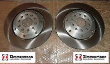 Zimmermann FORMULA Z Bremsscheiben Satz Audi A4 RS4 Avant (B5) 380 PS 1LJ vorne