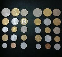 Buy 3 Get 4-Set 15 Different Israeli Old Coins lot Collection israel Collectible