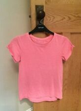 Next No Pattern Cotton Blend Girls' T-Shirts & Tops (2-16 Years)