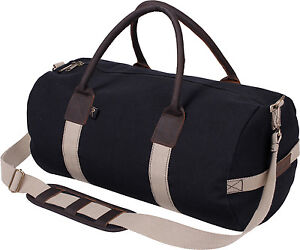 """Camo Tactical Shoulder Bag Sports Canvas Gym Duffle Carry Strap Tote 19"""""""