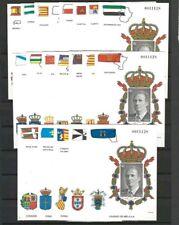 1995 EDIFIL 37-56 PRUEBAS DE LUJOS DE AUTONOMIAS