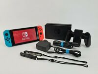 Nintendo Switch Neon Console - Works Perfectly 30 Day WARRANTY