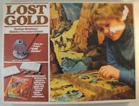 Parker Bros Boardgame Lost Gold Fair