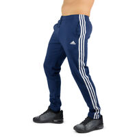 Adidas Men Pants Running Athletics Training Essential Fashion 3 Stripes BK7447