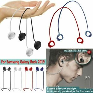 For Samsung Galaxy Buds 2019 Anti-lost Silicone Strap Sport Neck Rope Waterproof