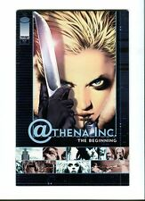Athena Inc  :The Beginning 1 One Shot  Image 2001 - FN +