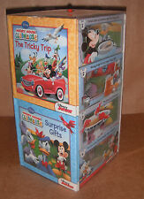 Micky Mouse Club House Story Blocks/Books NEW