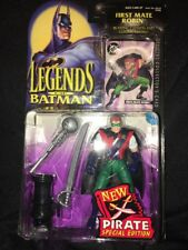 1995 Kenner Legends of Batman Pirate Sp/Ed First Mate Robin MOC
