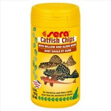 Sera Catfish Chips 95g with Willow and Alder Wood