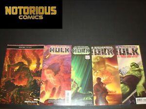 Immortal Hulk 11 12 13 14 15 Complete Comic Lot Run Set One Below Hulk in Hell