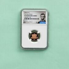 2019 S 1Cent  FIRST DAY OF ISSUE NGC PF 70 RD Ultra Cameo, Portrait Label