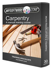 Learn Carpentry Joinery Woodworking Training Course Study Guide