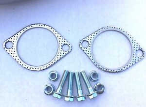 1320 Performance Replacement Downpipe Gaskets/Hardware BMW N54/N55/S55